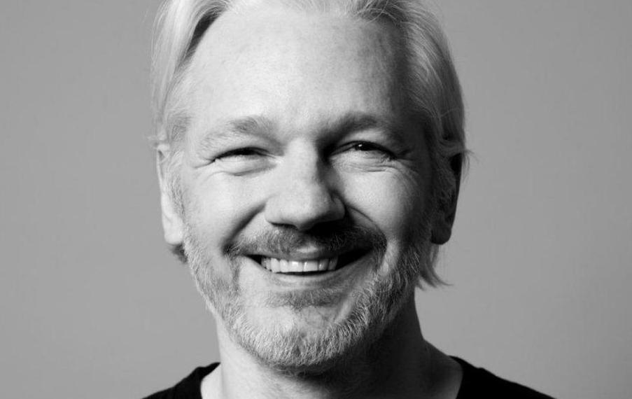 Джулиан Ассанж / twitter.com/wikileaks