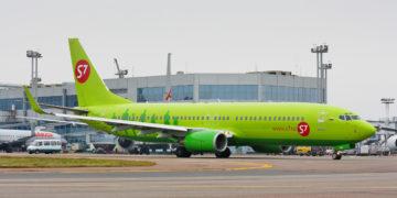 Самолет авиакомпании S7/ en.wikipedia.org