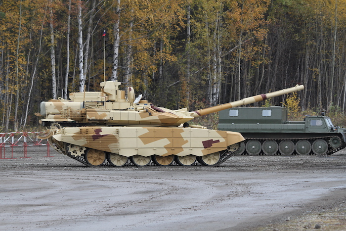 Танк Т-90/wikipedia.org