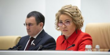 Председатель Совета Федерации Валентина Матвиенко/ Официальный сайт Совета Федерации