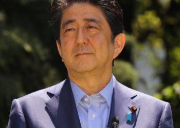 Премьер-министр Японии Синдзо Абэ (Абэ Синдзо) / Фото: официальная страница в Facebook