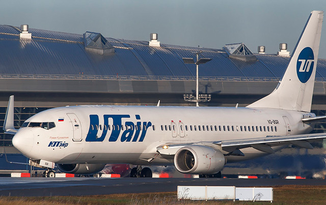 Boeing 737-800 авиакомпании Utair/Papa Dos/Flickr