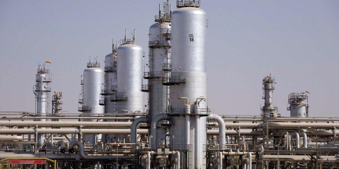 Нефтеперерабатывающий завод Saudi Aramco/saudiaramco.com
