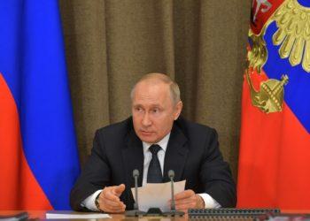 Владимир Путин/kremlin.ru