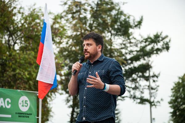 Леонид Волков / Facebook