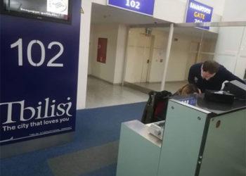 Гейт аэропорта Тбилиси/News-24