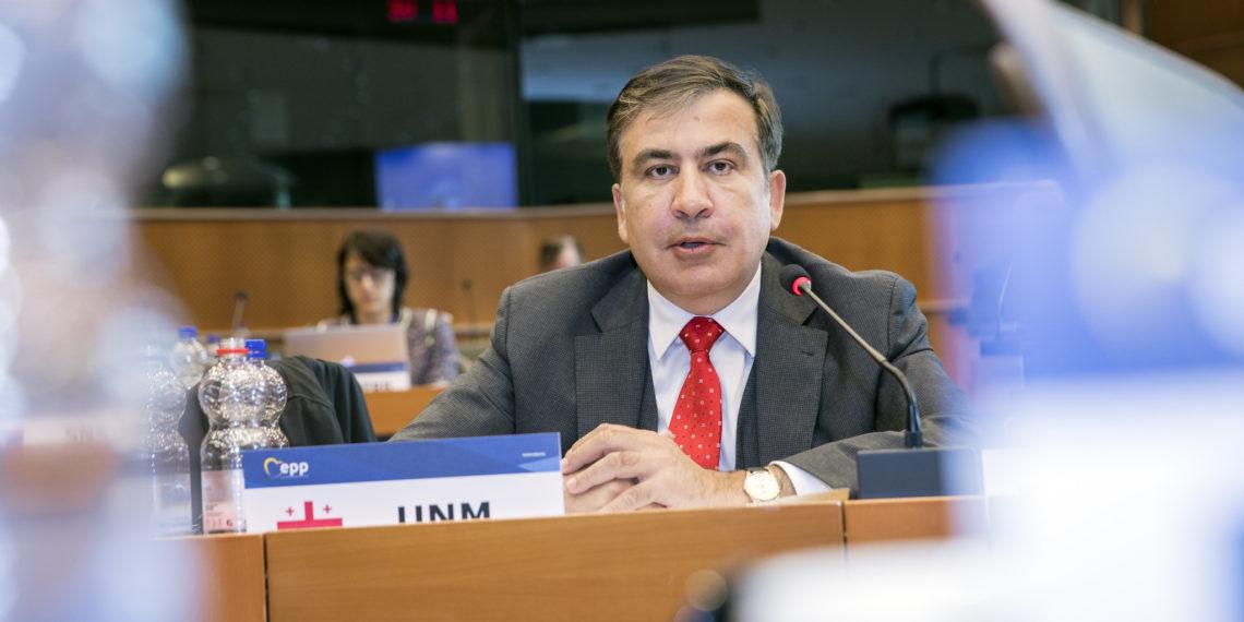 Михаил Саакашвили/European People's Party/flickr.com