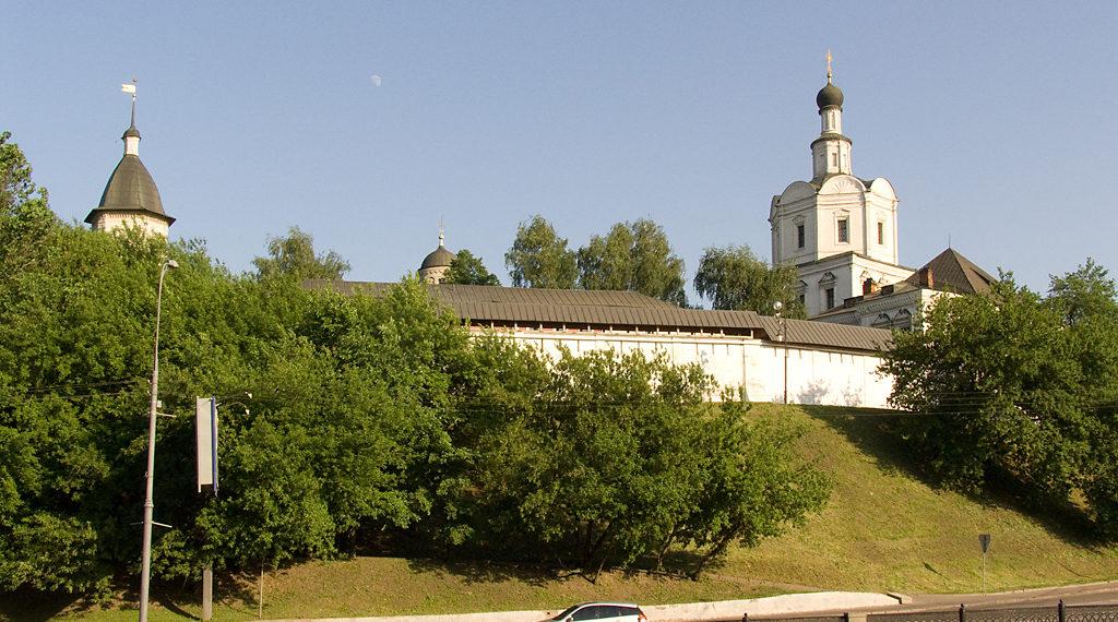 Спасо-Андроников монастырь/ wikipedia.org
