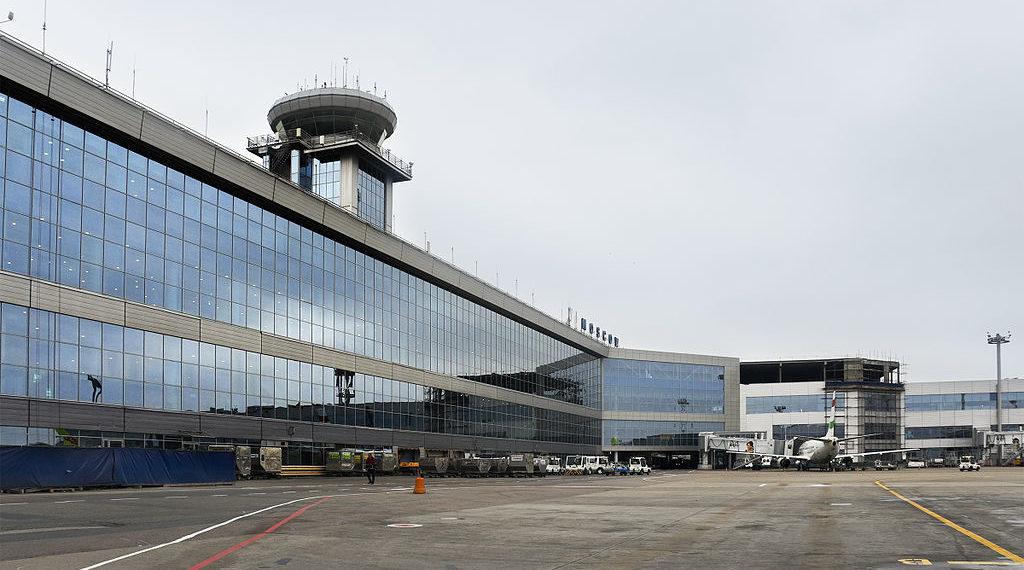 "Международный аэропорт ""Домодедово""/ wikipedia.org"