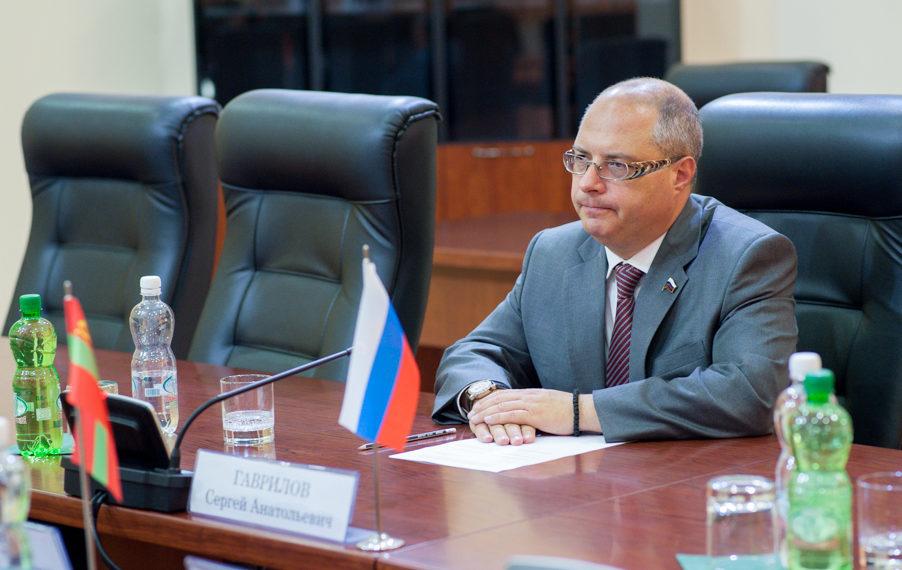 Депутат Госдумы от КПРФ Сергей Гаврилов/ wikipedia.org