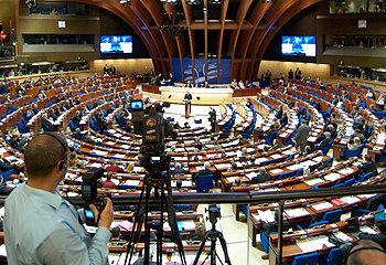 Пленарное заседание Парламентской ассамблеи Совета Европы/ Официальный сайт ПАСЕ