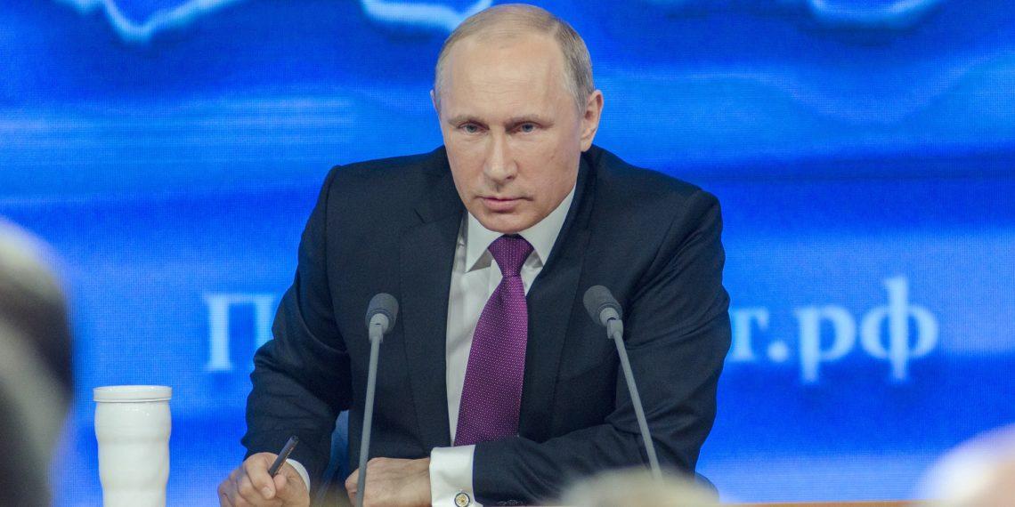 Президент РФ Владимир Путин/Фото: Дмитрий Осипенко/pixabay.com