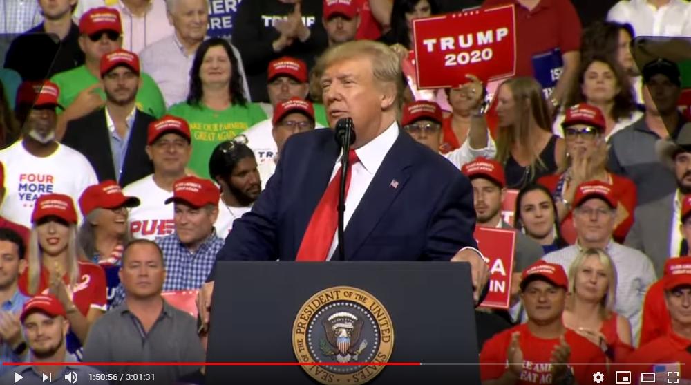 Скриншот видео Fox News