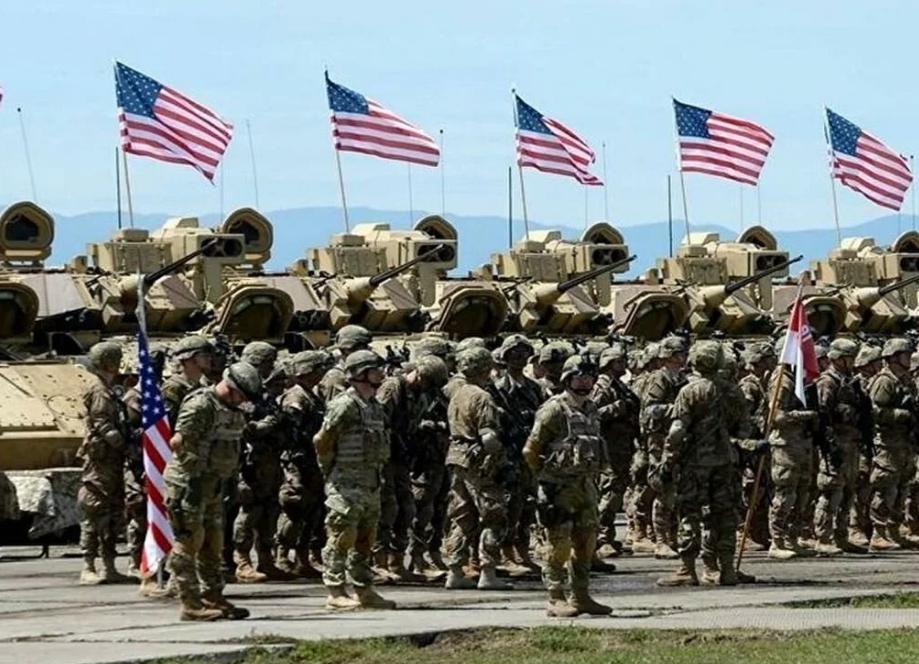 Хотели военные учения в Европе, а получили в США