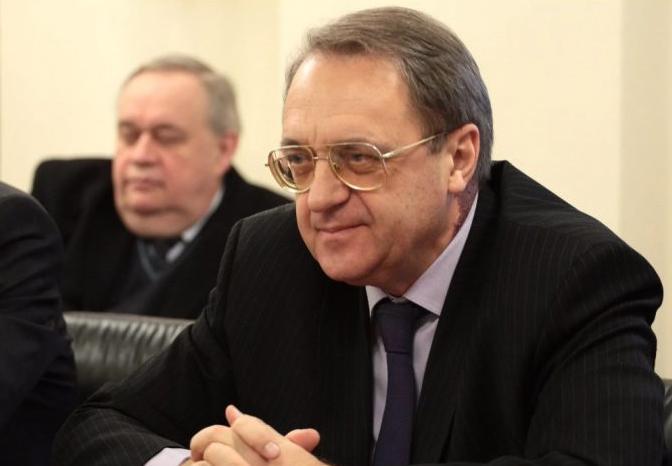 Заместитель главы Министерства иностранных дел Российской Федерации Михаил Богданов / Фото: obzor-gazet.ru