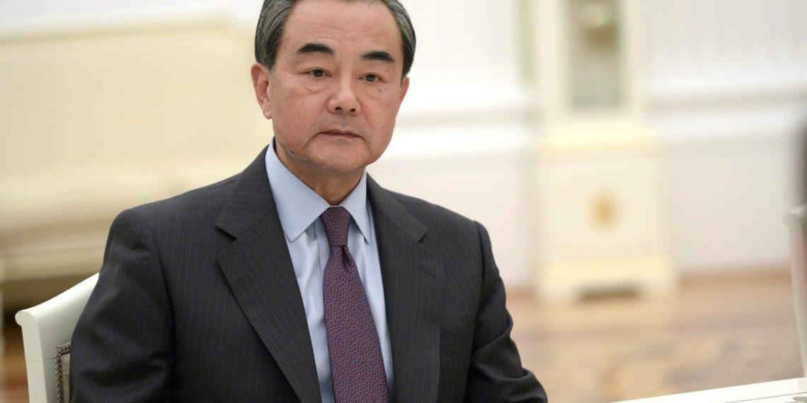 Глава Министерства иностранных дел (МИД) Китая Ван И / Фото: kremlin.ru