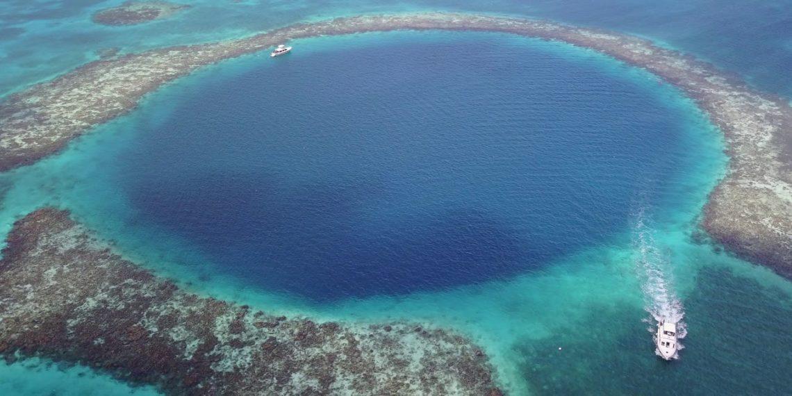 Это место под названием «Зеленый банан» находится в 47 метрах под водой у берегов Флориды