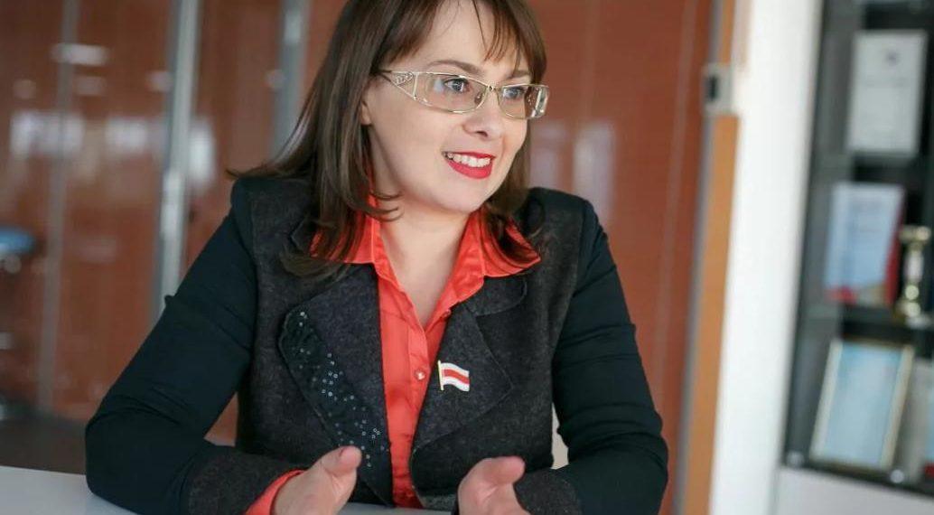 Анна Анатольевна Канопацкая / telegraf.by