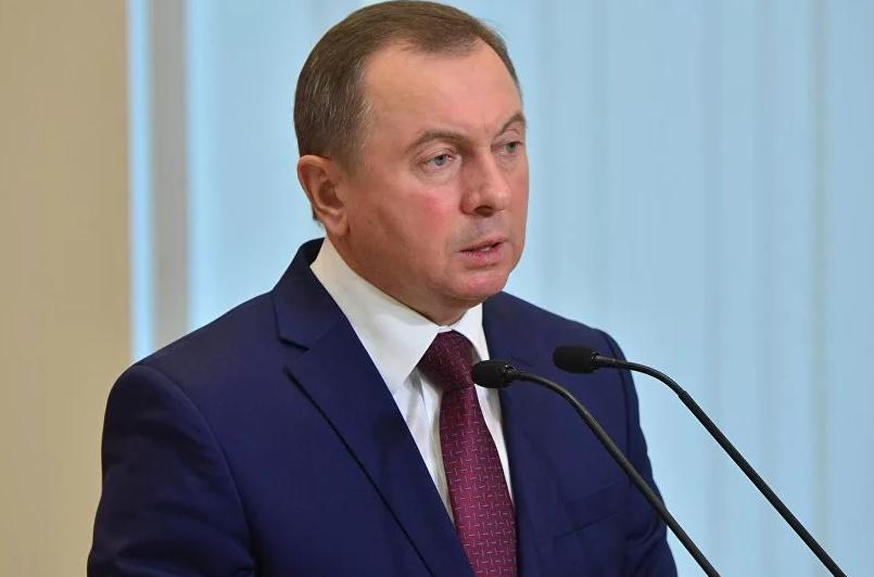 Руководитель Министерства иностранных дел Белоруссии Владимир Макей Фото: teleskop-by.org