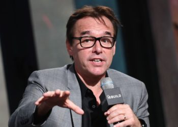 "Mandatory Credit: Photo by Evan Agostini/Invision/AP/REX/Shutterstock (9196090g) Director Chris Columbus participates in AOL's BUILD Speaker Series to discuss the film ""Pixels"" at AOL Studios, in New York AOL BUILD Speaker Series: ""Pixels"" Cast, New York, USA - 20 Jul 2015"